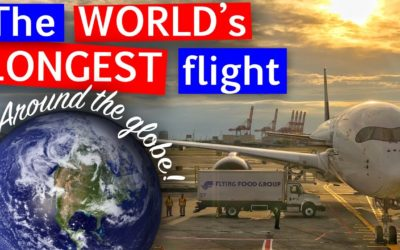 The Longest Commercial Flight in the World