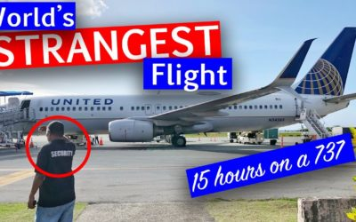 United Airlines' World Famous Island Hopper