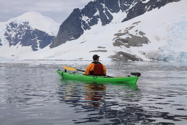 Antarctica Episode Six: The Sea Kayaking Adventures